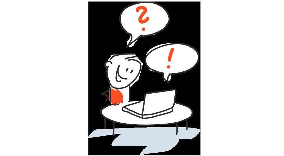 Conversational User Interfaces sind prädestiniert für den Verkauf und den Kundenkontakt.