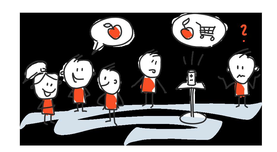 Bei allen denn Vorteilen, für einige Probleme bietet die Conversational User Interfaces noch keine Lösung.