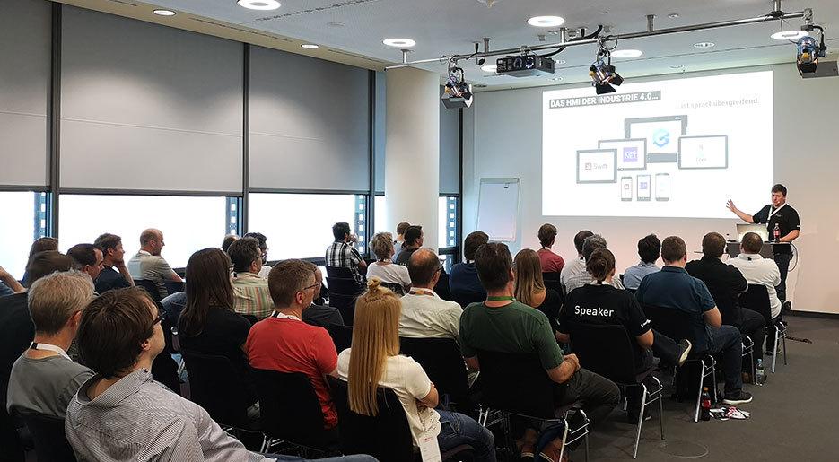 Besucht UID auf der Developer Week (DWX) in Nürnberg.