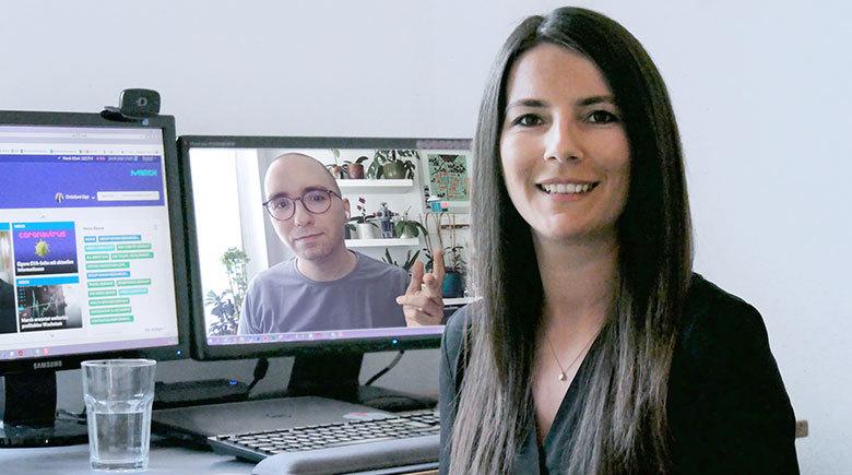 Wir erzählen Euch in einem Interview, wie wir Discovery Sprints remote durchführten.