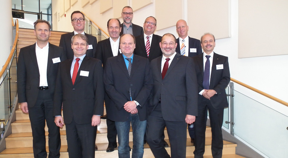 """Der neue Vorstand des VDMA-Fachverbands """"Software und Digitalisierung"""""""