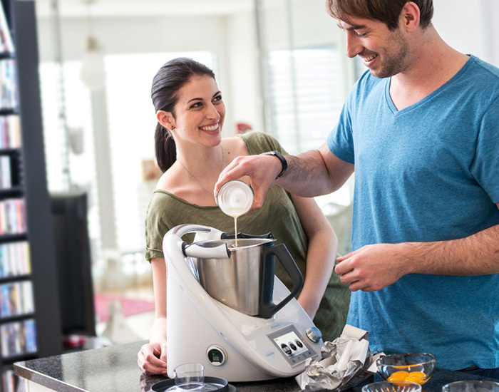 References Consumer Thermomix Team 700