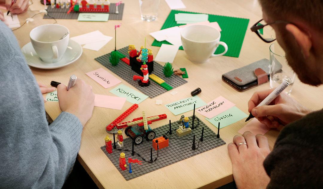 Services Agile UX Lego 1080