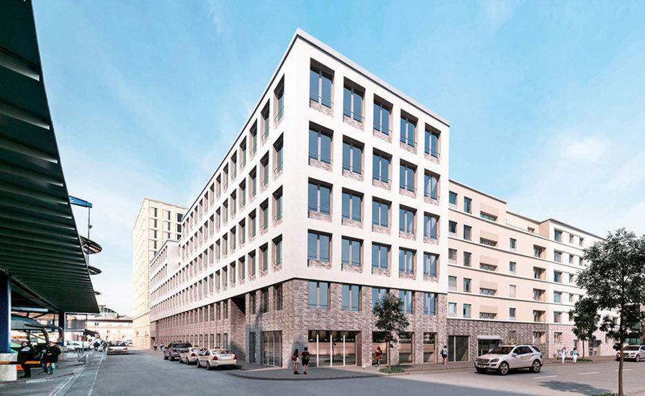 Contact Mannheim 933