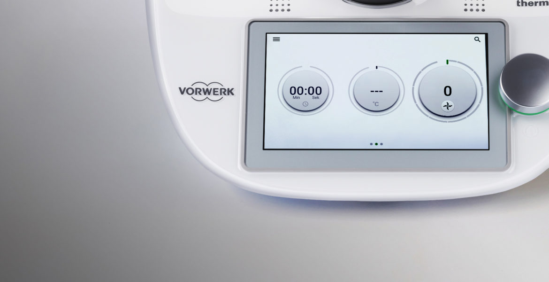 References Consumer Vorwerk TM6 01 1366
